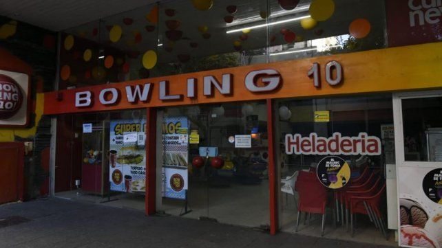 Cerró un tradicional bowling del centro rosarino