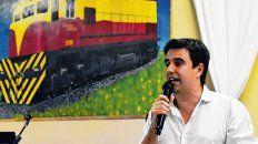 Eduardo Toniolli busca renovar su banca en el Palacio Vasallo.