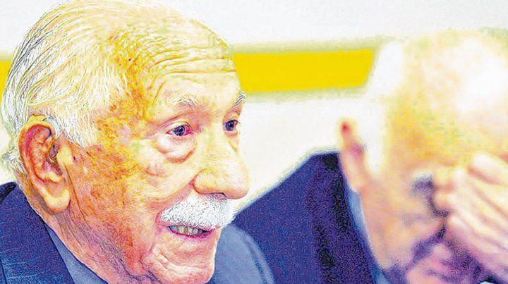 Darío Rivas. Tenía 99 años y vivía desde los nueve en nuestro país