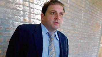 En Dolores. Bidone declaró ayer ante el juez Alejo Ramos Padilla.