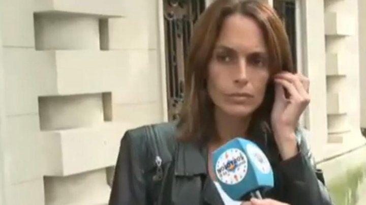 La familia de Sergio Denis impidió que la novia visitara al cantante