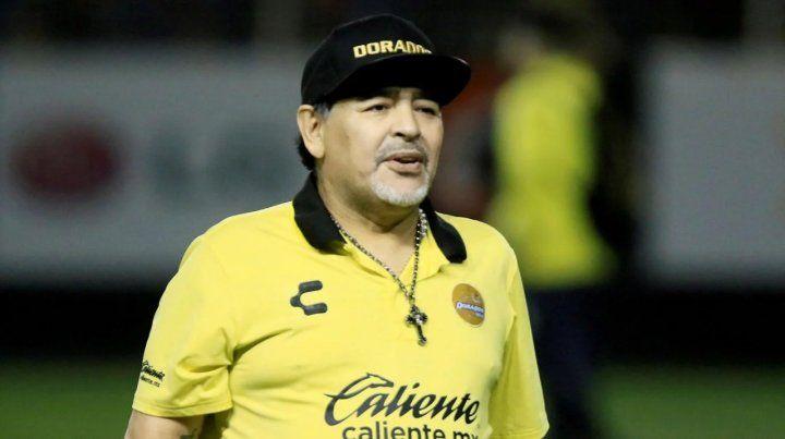 El emotivo mensaje de Diego Maradona a Cristina Kirchner tras la muerte de su madre