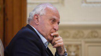 Lifschitz repartió críticas hacia Corral y Perotti