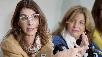 Bielsa, precandidata a gobernadora por Encuentro por Santa Fe.