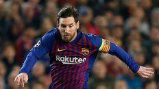 Messi atraviesa un gran momento.
