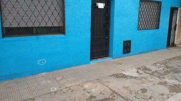 El lugar donde fue ultimada María Soledad Sotelo.