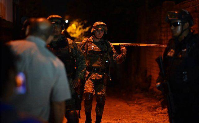 Un grupo armado irrumpe en una fiesta y mata 13 personas en México