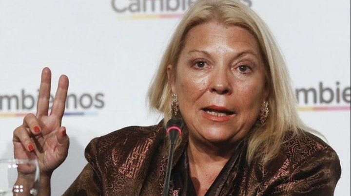 No vuelvan al faraón, el lema del spot de campaña de Lilita Carrió en apoyo a Cambiemos