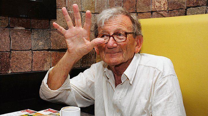 Maestro de intelectuales. Héctor Toto Schmucler (1931-2018).
