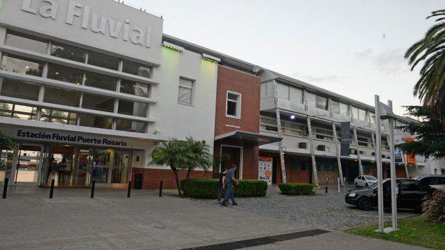 Ubicación estratégica. La Estación Fluvial es el único puerto ubicado a escasos metros del casco céntrico de la ciudad.