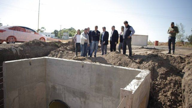 Soluciones. Los trabajos realizados y los complementarios permitirán prevenir inundaciones.
