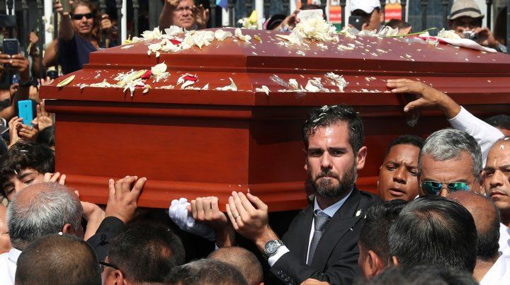 Despedida. Alan Raúl Garcia