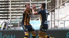 Para lo que vendrá. Si bien la eliminación golpea, al mejorar el juego el canalla puede enfocarse con ilusión en los dos partidos por la Libertadores. Parot y Aguirre serían titulares.