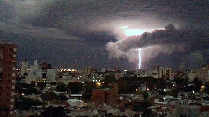 Alertas en Cuyo y en el norte