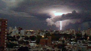 Alertas en Cuyo y en el norte por vientos y tormentas fuertes