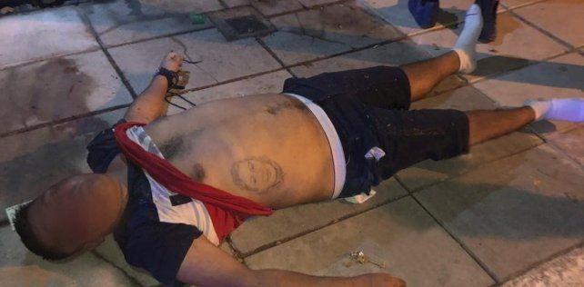 El ladrón linchado en Ciudad Evita había estado preso por un homicidio.