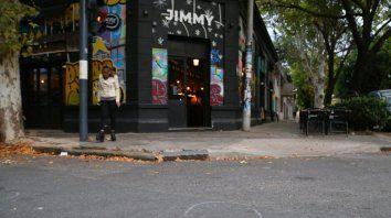 Cuatro balazos contra otro bar en pleno corazón de Pichincha