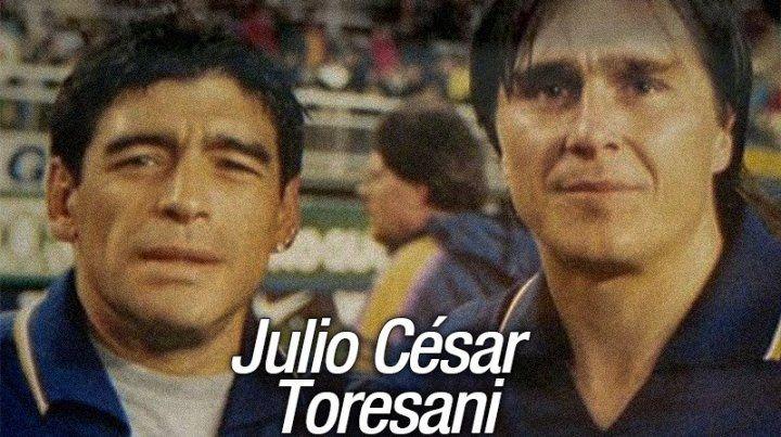 Diego y Toresani pasaron de querer boxearse a ser compañeros en Boca. ¿Cómo fue su relación?