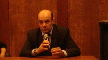 Proceso judicial. Cónzoli, abogado de UCU, dijo que las afirmaciones de la Cámara son alejadas de lo que pasó
