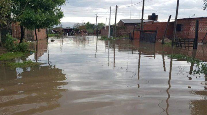 Chaco. Ayer había 2.011 personas evacuadas y en Formosa había 3.337.
