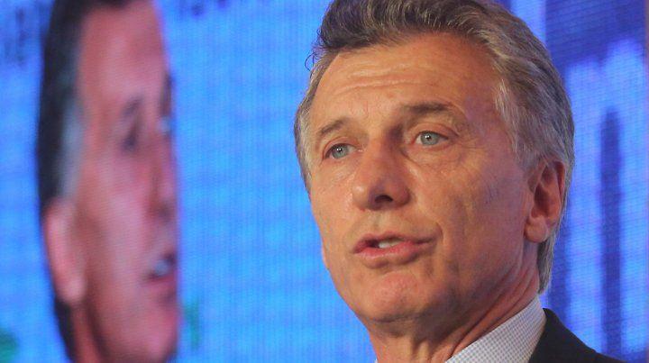 Macri advirtió que la elección contra el kirchnerismo será pareja