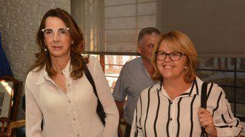 Carola Nin, precandidata del espacio que conduce María Eugenia Bielsa.