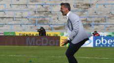 Enérgico. Diego Cocca aseguró: Tenemos que ser un equipo más intenso, que presione al rival.