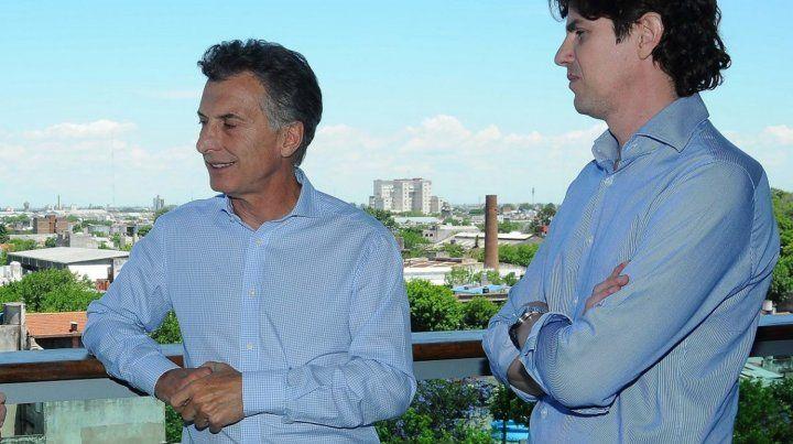 Macri admitió que no descarta una fórmula con Lousteau