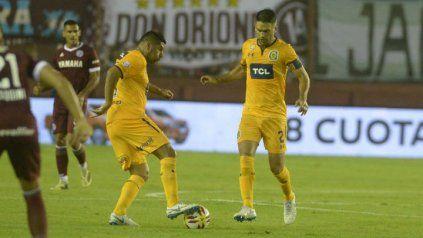 Uno sí, el otro no. Matías Caruzzo retornaría al equipo titular, mientras queNéstor Ortigoza ocuparía un lugar en el banco.
