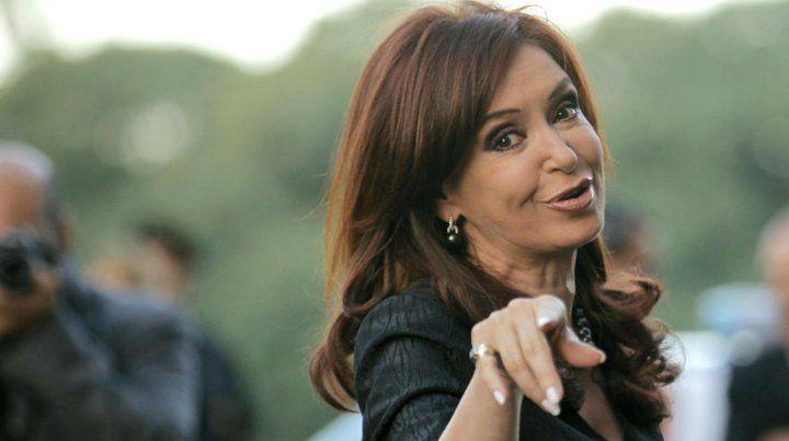 Cristina anuncia Sinceramente, su libro sobre los últimos 15 años