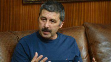 Bertini sale en defensa de los trabajadores