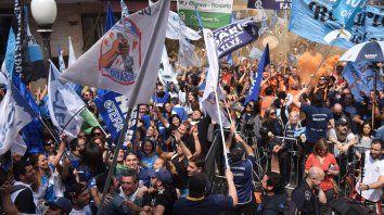 El paro del martes 30 será con movilización en Rosario