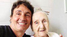 A los 92 años, la abuela de Sebastián Estevanez la rompe en Instagram