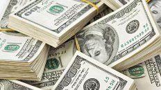 Abrupta caída de la demanda de dólares por parte de privados