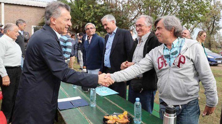 Macri dijo que el riesgo país aumenta y el mundo duda, pero Argentina no va a volver atrás