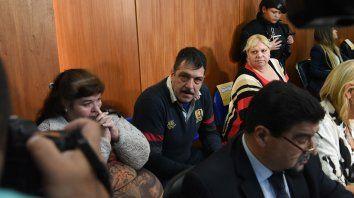 ratifican el pedido de prision perpetua para los principales acusados en el caso perassi