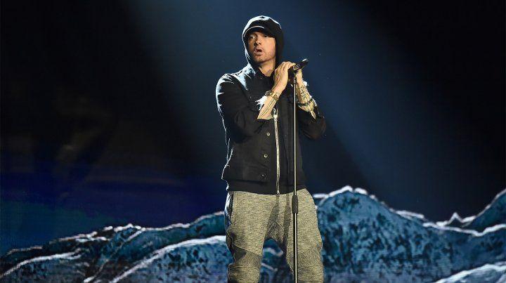 Eminem celebró sus 11 años de sobriedad