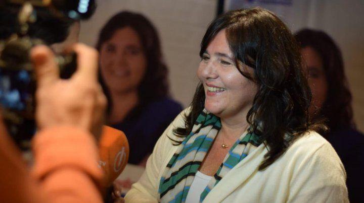 Alejandra Obeid confía en una victoria del peronismo