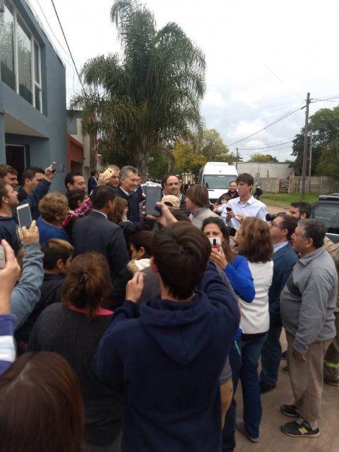 Macri: El mundo duda y sube el riesgo país, pero Argentina no volverá atrás