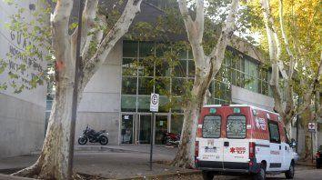 El Hospital Vilela se quedó sin un equipo de hemodinamia
