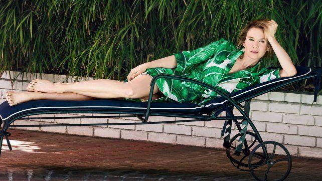 Reneé Zellweger cumple 50 años y luce irreconocible
