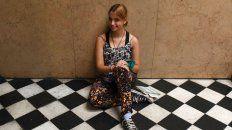 La joven escritora encuentra en la obra del Flaco Spinetta su principal influencia.