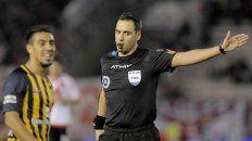 Rapallini ya dirigió dos encuentros entre Central y Boca.