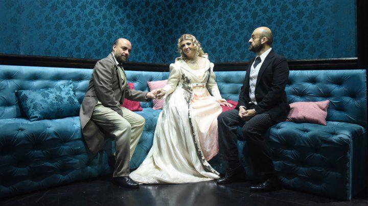 Una ópera en la que conviven el amor pasional con los celos y el sacrificio