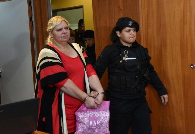 Acusada de hacerle el aborto a Paula Perassi se declaró inocente