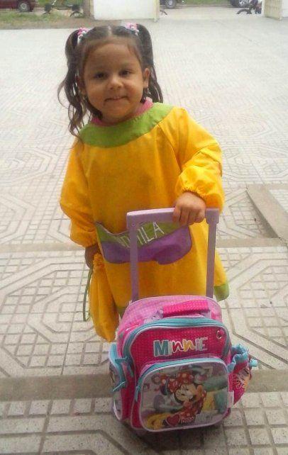 Piden resguardo de una niña afectada por el glifosato