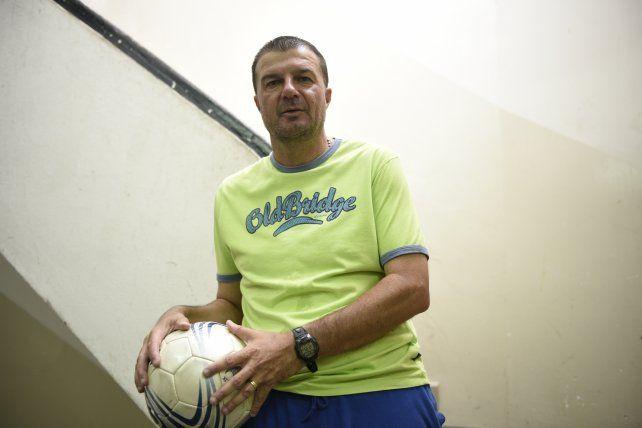 Sportivo, un desafío muy lindo, dijo Raggio