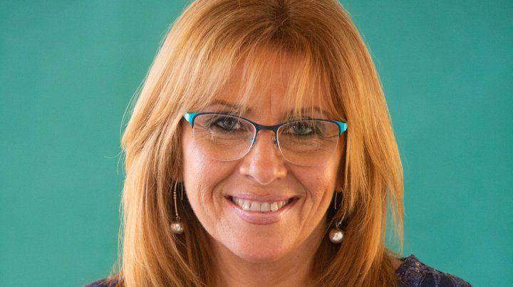Giaccone: Soy una mujer de trabajo que recorre cada región de Santa Fe