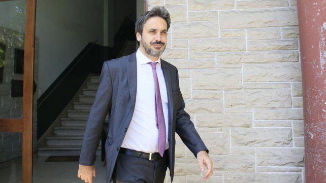 Bajo la lupa. Una Cámara Federal revisará el rol de Ramos Padilla.