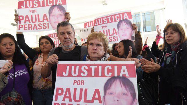 Por Justicia. Alberto y Alicia